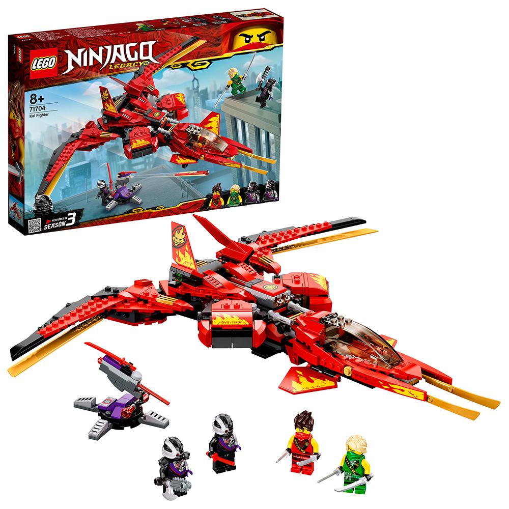 Лего Ниндзяго 71704 Истребитель Кая - магазин Bricks.ua ...