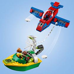 Лего Супер Герои 76134 Человек-Паук: похищение бриллиантов ...